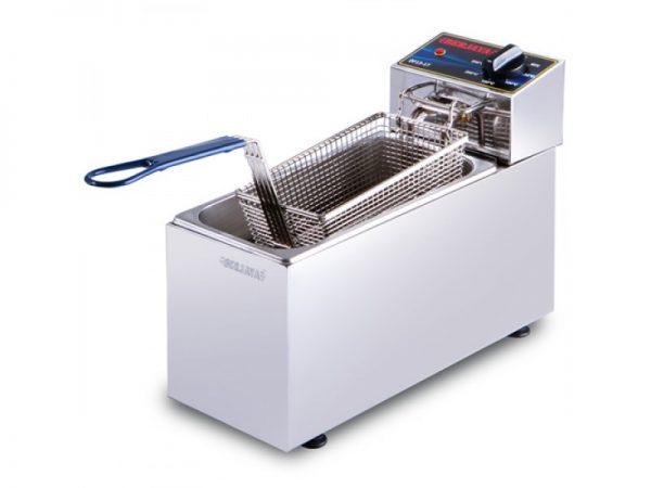 Bếp chiên nhúng đơn Berjaya DF13-17