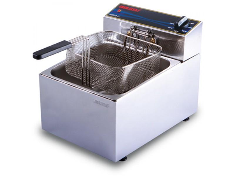 Bếp chiên nhúng đơn Berjaya DF23S1B-17