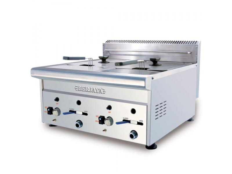 Bếp chiên nhúng gas Berjaya GDF11D