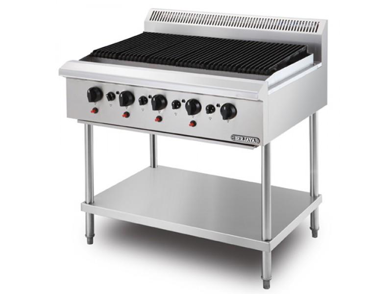Bếp nướng dùng gas có chân berjaya cb5bfs-17