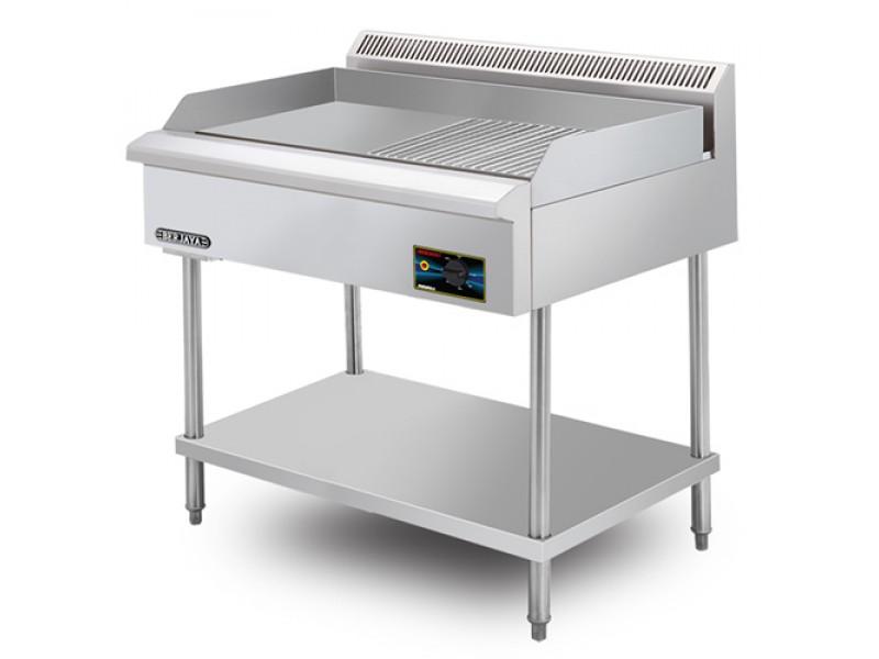 Bếp nửa phẳng nửa nhám Berjaya EG5250HRFS-17