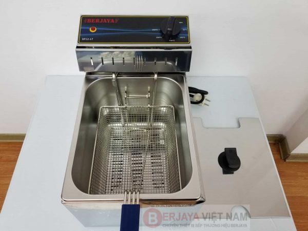 Bếp chiên nhúng đơn dùng điện DF12-17