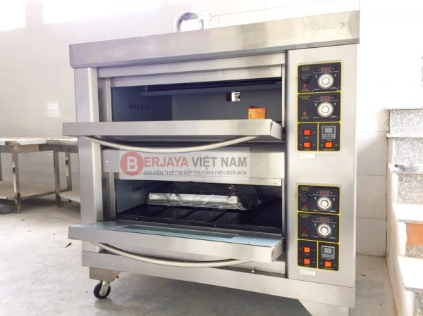 Lò nướng bánh Berjaya BJY-G120-2BD