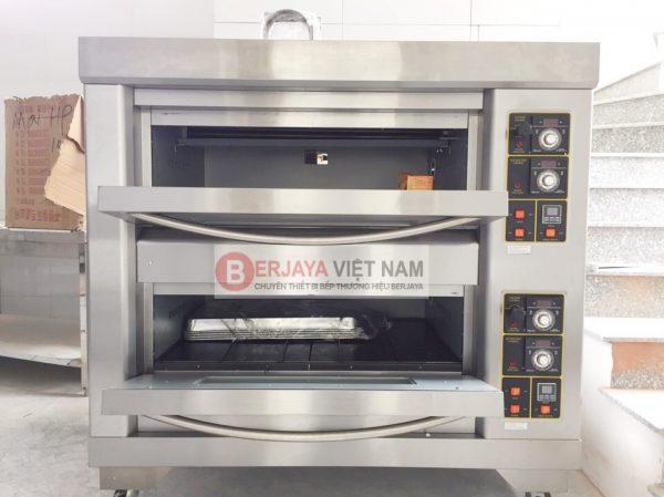 Lò nướng bánh dùng gas BJY-G120-2BD