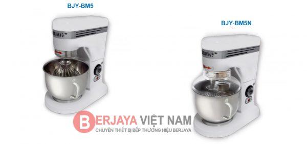 So sánh máy trộn bột BM5 và BM5N