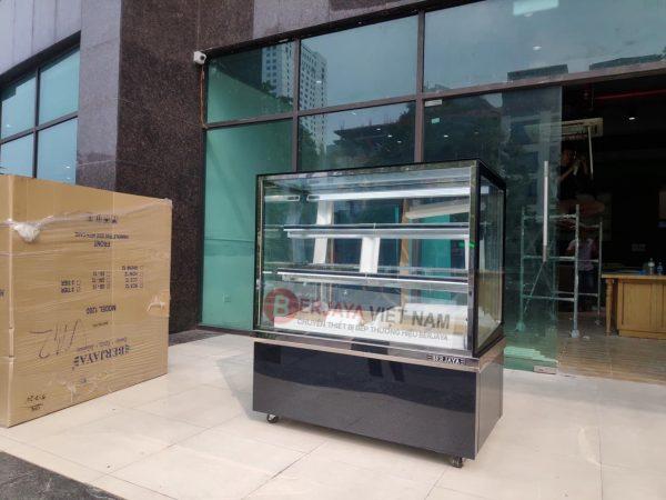 Tủ mát trưng bày RCS12FB13-2FB