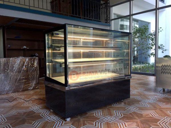 Tủ mát trưng bày bánh kem Berjaya RCS15SB13-2FB