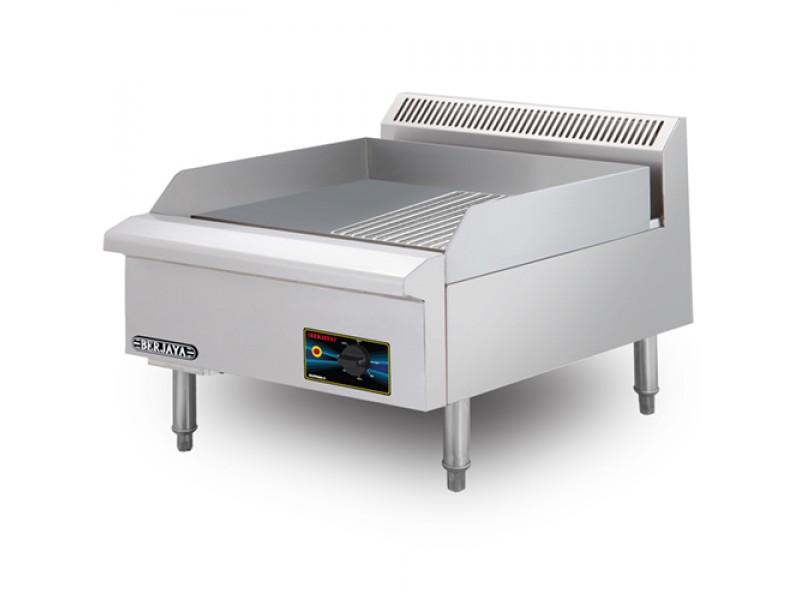 bếp chiên nửa phẳng nửa nhám điện Berjaya EG3500HR-17
