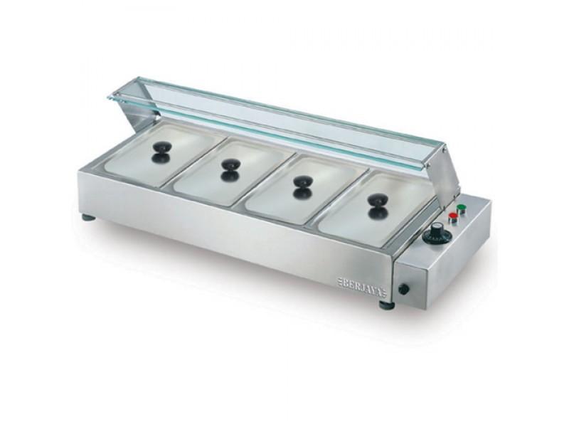 Quầy giữ nóng thức ăn Berjaya BMC 4