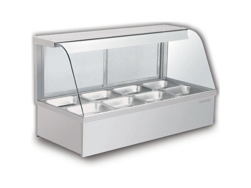 tủ giữ nóng thực phẩm berjaya HFD24-100